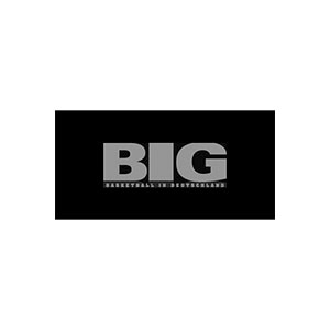 Logo BIG Basketball Magazin