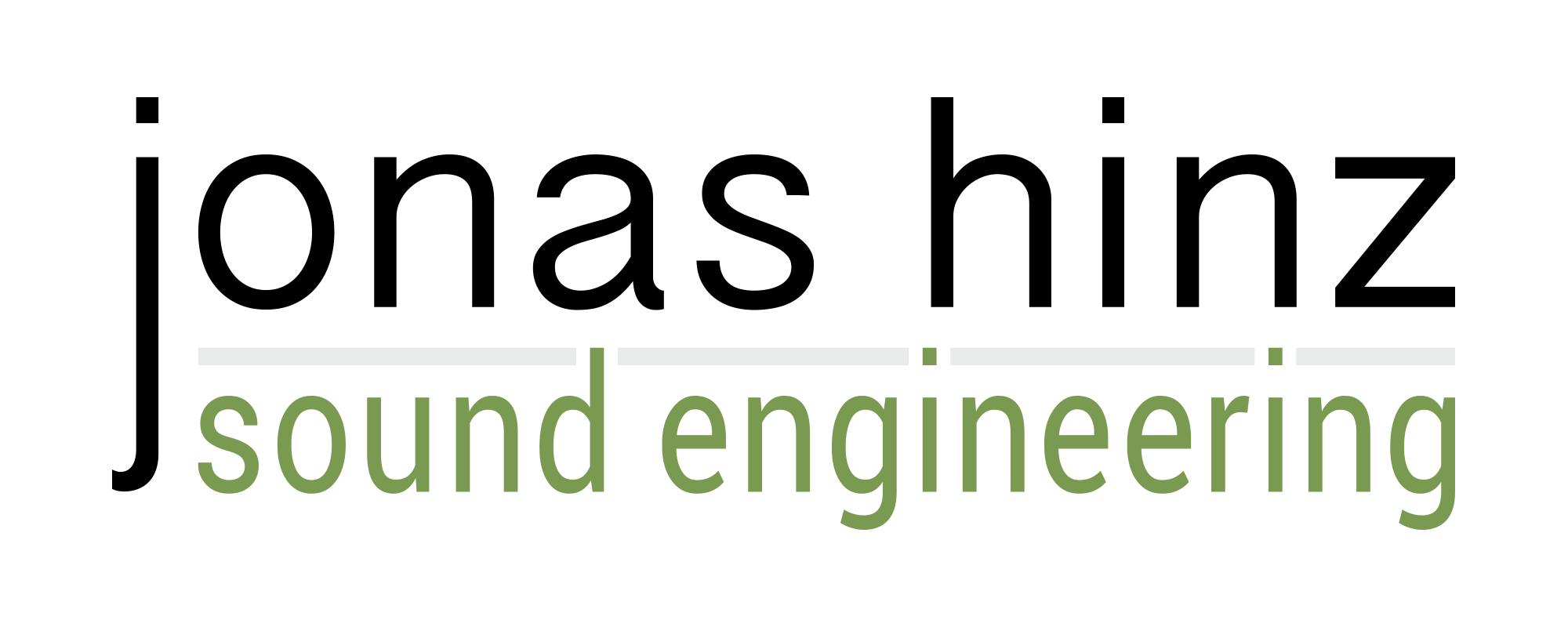 Jonas Hinz Redesign Neugestaltung Logo Logogestaltung Logodesign