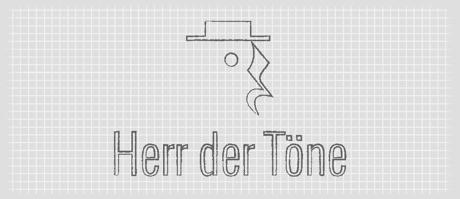 Logo Design. Skizze von Wort-Bild-Marke