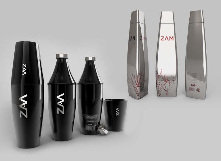 Miasa Feinkost Käfer Package Design 3D Visualisierung