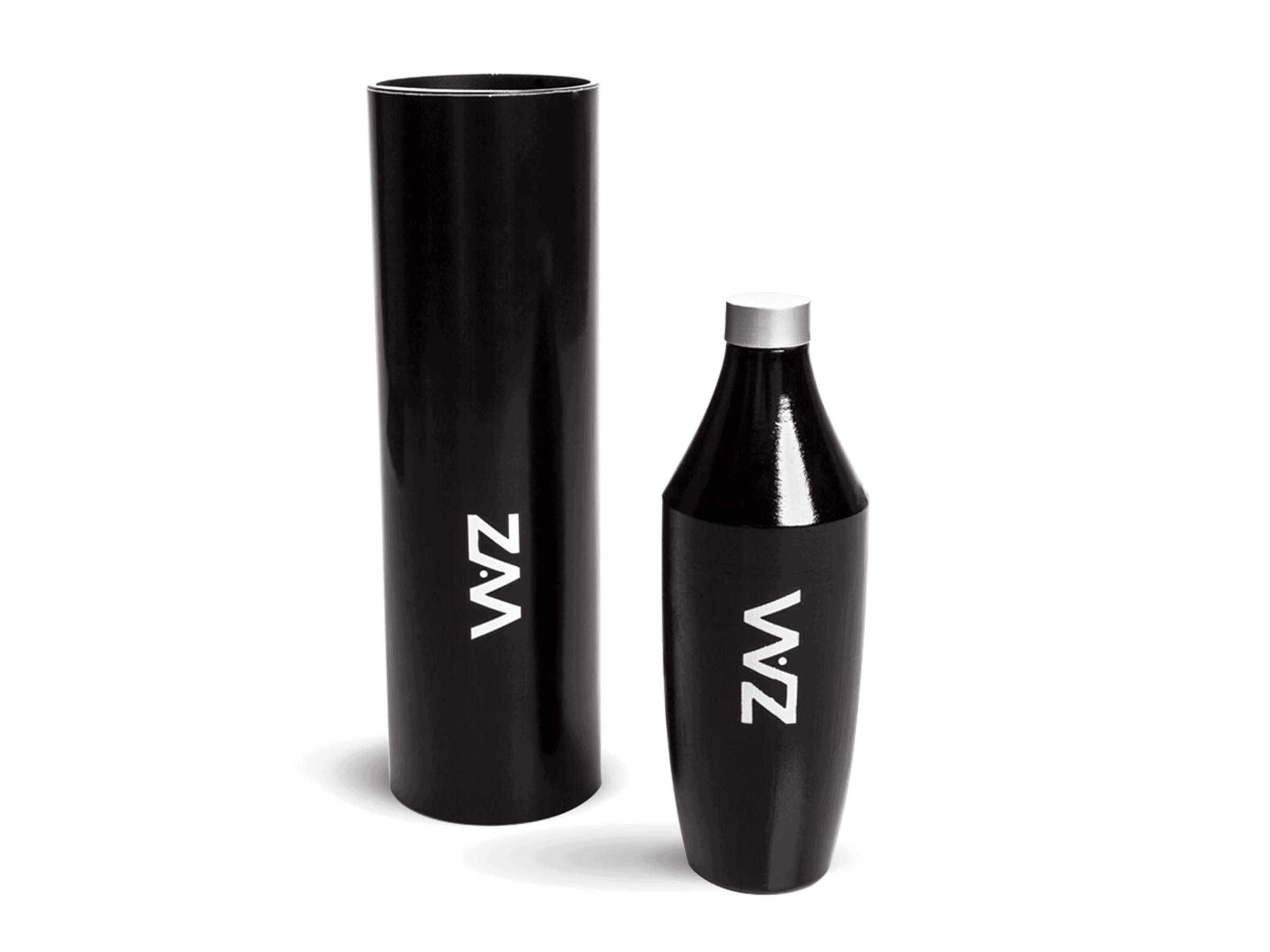 ZAM No1 Gipsmodell Verpackung Flasche